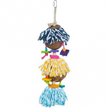 Prevue Pet Products - Prevue Rocket Tails Bird Toy - Assorted - Small