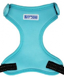 BayDog - Cape Cod Harness- Teal - X Small