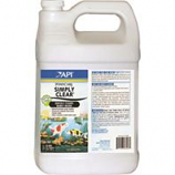 Mars Fishcare Pond - Pondcare Simply Clear Bacterial Pond Clarifier - 1 Gallon