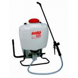 Solo Incorporated  - Backpack Piston Pump Sprayer-4 Gallon
