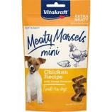 Vitakraft Pet - Meaty Morsels Mini Dog Treat - Chicken/Sweet Potato