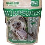 Sportmix - Wholesomes Grain Free Moist Treats For Dogs - Beef - 25 Oz