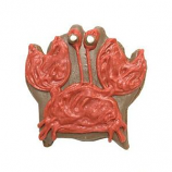 Bubba Rose Biscuit - Crabs (Case of 12)