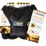 Quaker Pet Group - Sherpa Seatbelt Safety Harness Crash Tested - Black - Small