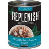 Replenish Pet - Grain Free Canned Dog Food - Chicken/Sardines - 13.2 oz