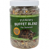 Flukers - Tortoise Buffet Blend - 12.5 oz