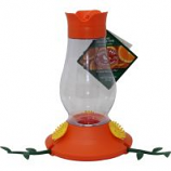Woodstream Hummingbird - Perky Pet Plastic Vine Oriole Feeder - Orange