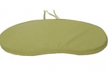 Deer Park Ironworks - Bench Cushion - Green