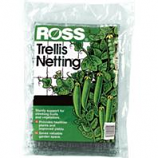 Easy Gardener - Ross Trellis Netting-Black-6X18 Foot