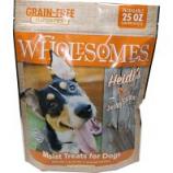 Sportmix - Wholesomes Grain Free Moist Treats For Dogs - Chicken - 25 Oz