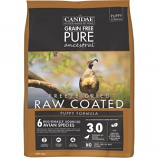 Canidae-Pure - Ancestral Raw Coated Puppy Dry Food - Raw Coated - 4 Lb