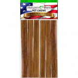 Best Buy Bones - Nature'S Own Usa Low Odor Bully Sticks Dog Chew - Beef - 6In/6Pk