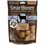 Petmatrix - Smartbones - Peanut Butter - Mini/16 Pack