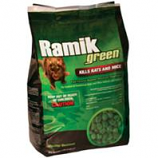 Neogen Rodenticide - Ramik Green Rats And Mice Bait-4 Pound