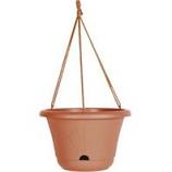 Bloem - Lucca Hanging Basket - Terra Cotta - 13 Inch