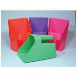 Tolco Corporation - Neon Plastic Scoop - Assorted - 3 Quart