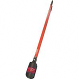 Bully Tool  - Post Hole Digger Fiberglass Handle 5.5 Inch