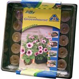Jiffy/Ferry Morse Seed - Jiffy 42Mm Professional Greenhouse - 25 Cell