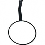 Hookery - Pot Ring - Black - 8 Inch