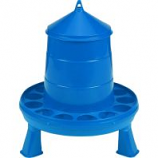 Miller Mfg - Double Tuff Poultry Feeder With Legs - 8.5 Lb