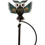 Esschert Design Usa - Metal Mechanical Owl Rocker