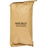Shafer Seed Company - White Millet - 50 Pound
