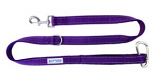 BayDog - Hudson Leash- Purple - 6 Feet