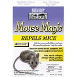 Bonide Products  - No Escape Mouse Magic Ready To Use Place Packs--4 Pack