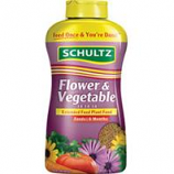 Schultz - Flower Vegetable Extended Feed Plant Food 13-13-13--2 Lb