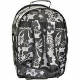 A&E Cage Company - Happy Beaks Backpack Soft Sided Travel Carrier - Black - Small