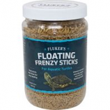 Flukers - Floating Frenzy Sticks For Aquatic Turtles - 14 Oz