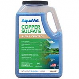 Durvet  - Aquavet Copper Sulfate Algae Control - 15 Pound