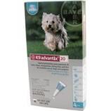 F.C.E. - Advantix Ii Dog Teal - 11-20 Lb/4 Pack