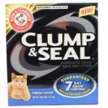 Church & Dwight - Arm & Hammer Clump & Seal Fresh Home Litter - 28 Pound