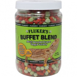 Flukers - Buffet Blend Adult Bearded Dragon - 7 oz