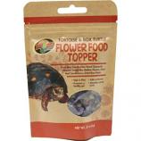 Zoo Med - Tortoise & Box Turtle Flower Food Topper - .21 Ounce