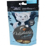 Petiq - Delightibles Center-Filled Cat Treats - Seafood - 3 Oz