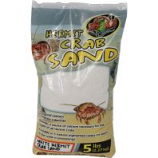 Zoo Med Laboratories - Hermit Crab Sand - White - 5 Lb