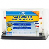 Aquarium Pharmaceuticals - Saltwater Master Test Kit-550 TESTS