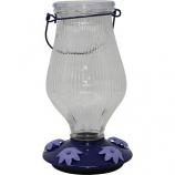 Woodstream Hummingbird - Perky Pet Top Fill Hummingbird Feeder - Purple - 38 oz