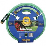 Swan - Soft And Supple Premium Garden Hose-Green-50 Foot