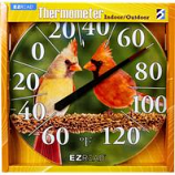 Headwind Consumer - Ezread Dial Thermometer-Cardinal-12.5 In
