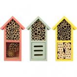 Natures Way Bird Products - Nature'S Way Dual Chamber Insect House - Assorted - 9X5X3.5