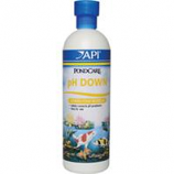 Mars Fishcare Pond - Pondcare Ph Down - 16 Ounce