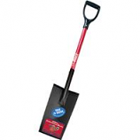 Bully Tool  - Edging Planting Spade Fiberglass D Handle