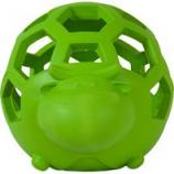 Jw - Dog/Cat - Jw Hol-Ee Cow - Green - Small