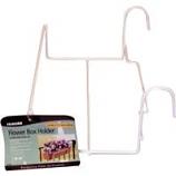 Panacea Products - Flower Box Holder Bracket - White - 18-36