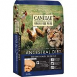 Canidae - Pure - Canidae Pure Ancestral Raw Coated Cat Dry Food - Chicken - 10 Lb