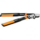 Fiskars  - Cutting  - Power Gear Bypass Lopper-Black-18 Inch