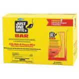 Farnam - Just One Bite Ii Bars Mice And Rat Killer--16 Ounce/8 Pack